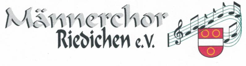 Männerchor Riedichen e.V.